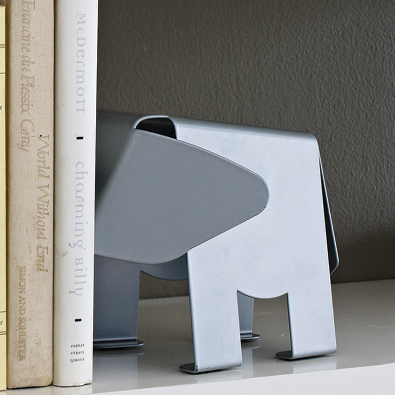 Hannibal Elephant Bookends by Design Ideas ...