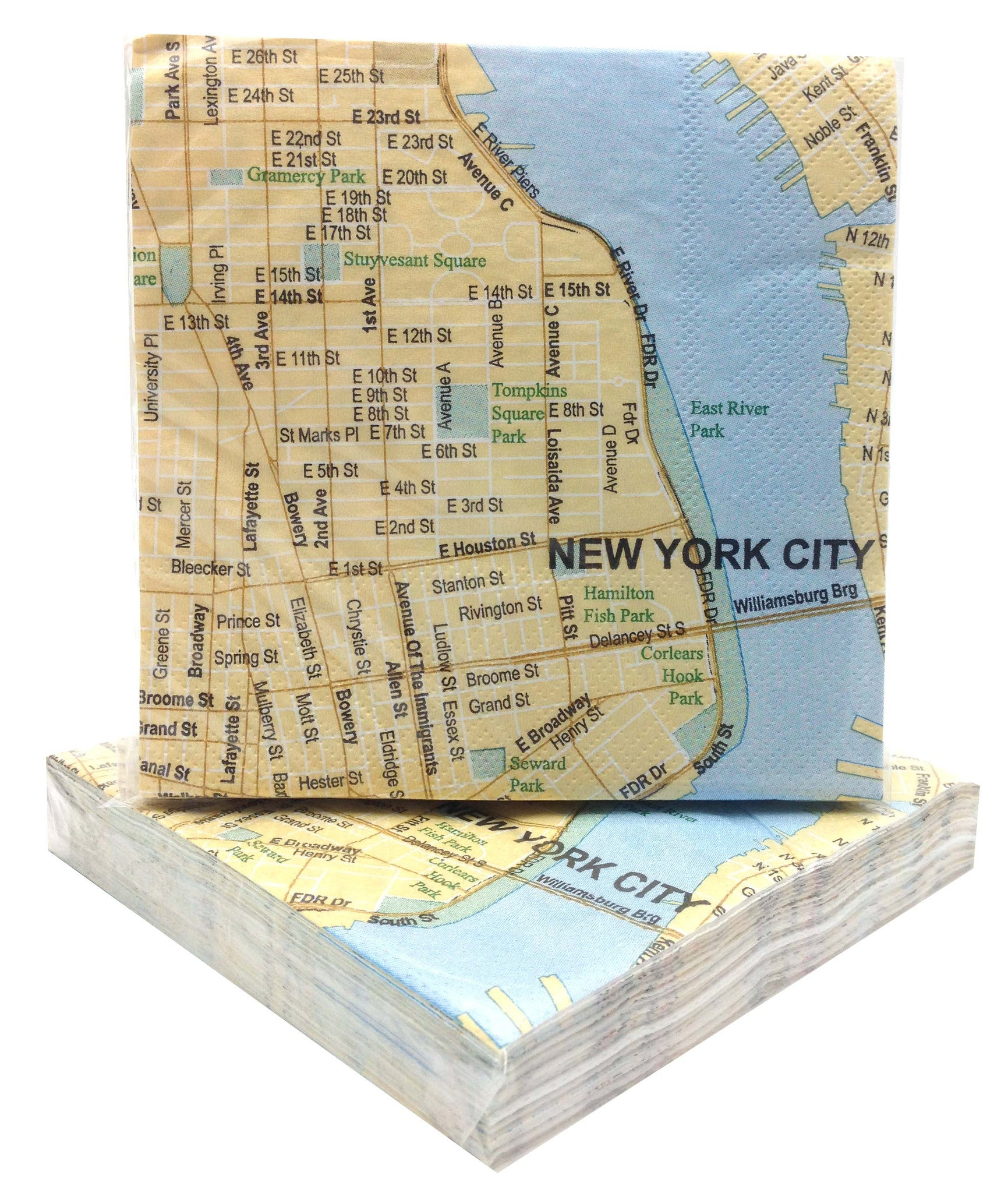 Map products zillymonkey mapkin napkins new york city by design ideas gumiabroncs Gallery