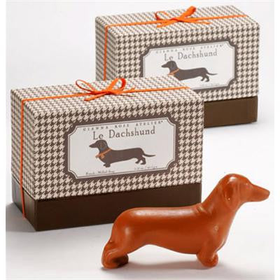 Dachshund Dog Luxurious Soap In Gift Box By Gianna Rose