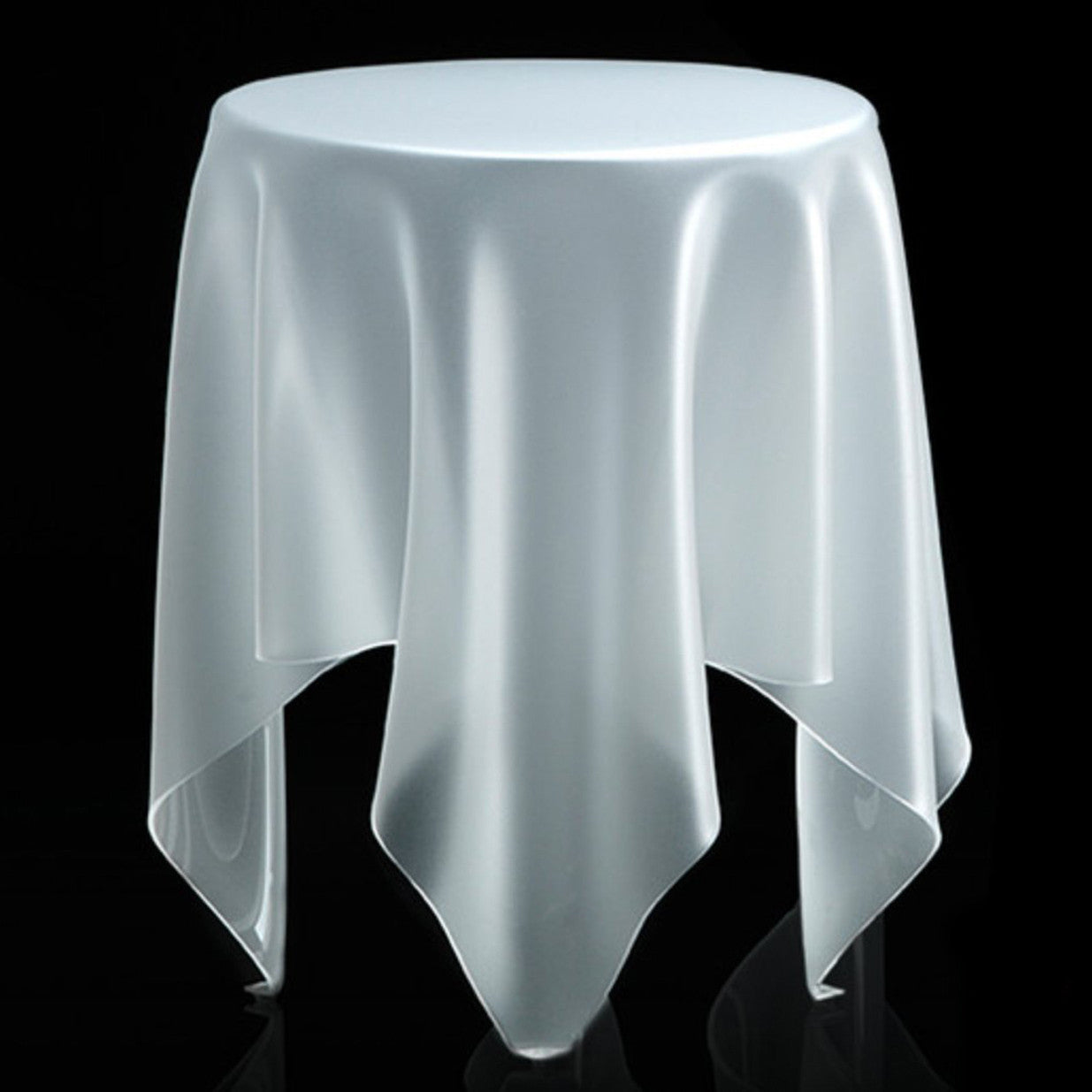 Illusion Table   Ice White By John Brauer ...