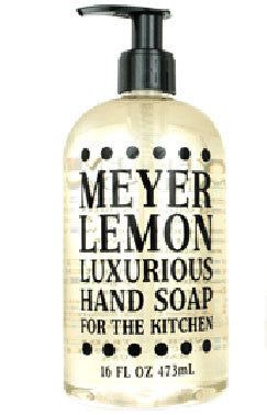 Greenwich Bay Trading Meyer Lemon Kitchen Liquid Hand Soap