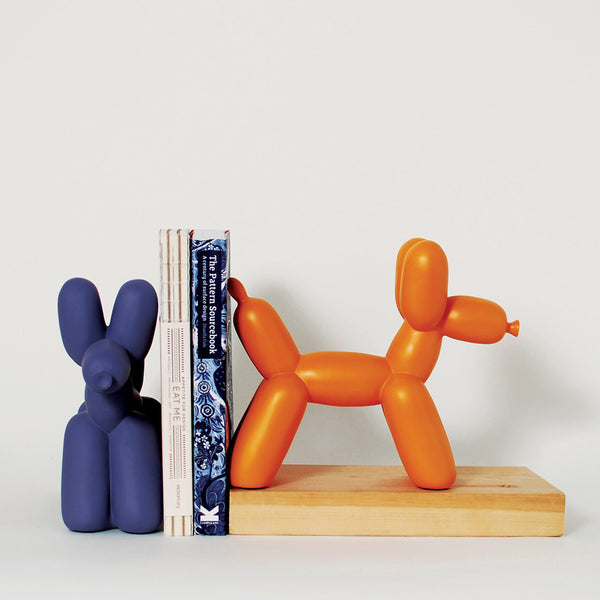 Balloon Dog Bookends For Sale