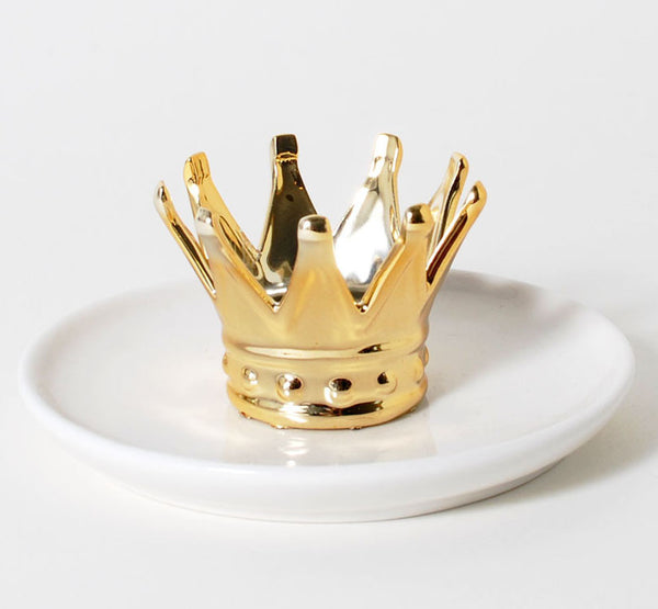 Buy Crown Jewels Jewelry Ring Holder Dish Imm Living