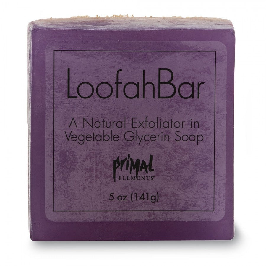 Loofah Bar Soap   FRENCH 75 By Primal Elements ...