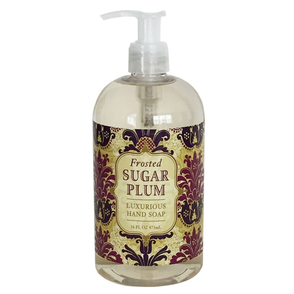 Greenwich Bay Trading Co Frosted Sugar Plum Liquid Soap