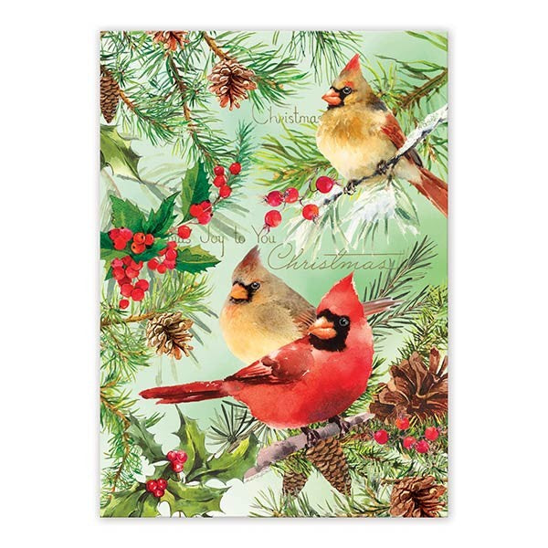 Christmas Pine Kitchen Towel By Michel Design Works