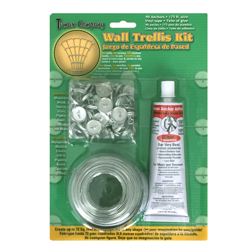 Plant Anchor Kit No Drilling No Nails No Screws