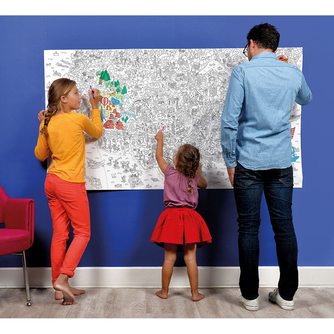 Giant XXL Coloring Roll Wall Poster - USA Map on white usa map, nashville usa map, ikea usa map, small usa map, troll usa map, walmart usa map, europe usa map, network usa map, flying j usa map, eastern usa map, atlantic city usa map, red river usa map, old usa map, simple usa map, large usa map, blank usa map, full screen usa map, selma usa map, attack on titan usa map, rio grande usa map,