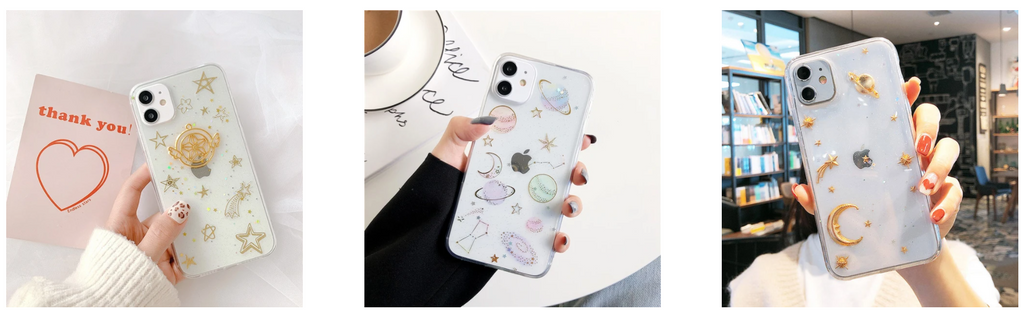coques iphone lune