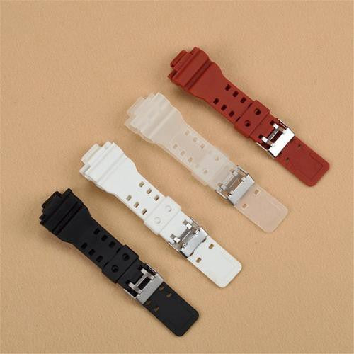 Frosted Silicone Rubber Watch Band Strap 22mm Replacement for C and F watch