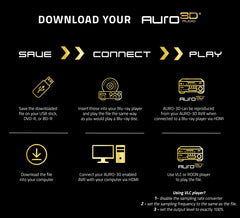 Auro-3D files embedded in FLAC