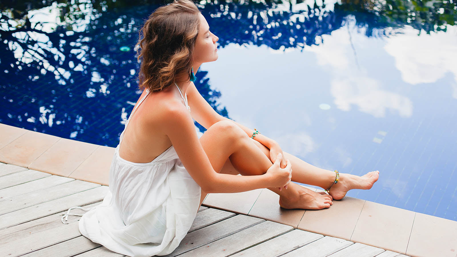 What swimwear to wear to a spa