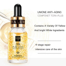 Load image into Gallery viewer, 24K Gold Miracle Serum