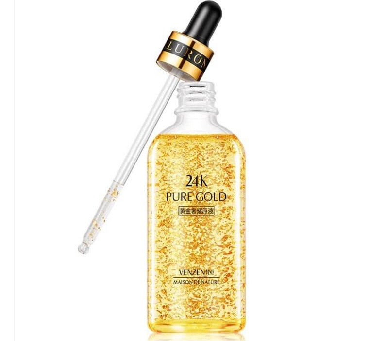 24K Gold Miracle Serum