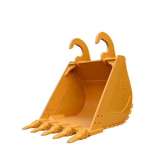 42-in Q/C Heavy Duty Rock Bucket for 10+ Ton Machines