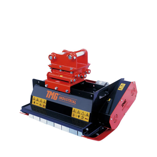 32-in Excavator Brush Flail Mower for 3 to 5 Ton Excavators