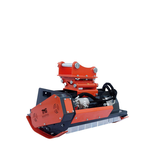 40-in Excavator Brush Flail Mower for 6 to 8 Ton Excavators
