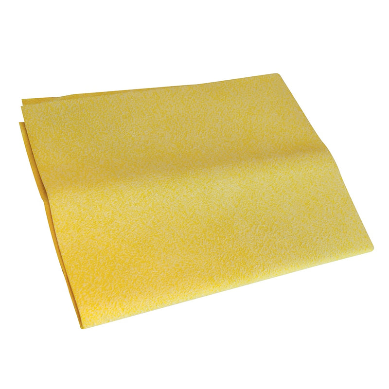 SYNTHETIC CHAMOIS CLOTH 400 X 300MM 250297-tooltime.co.uk