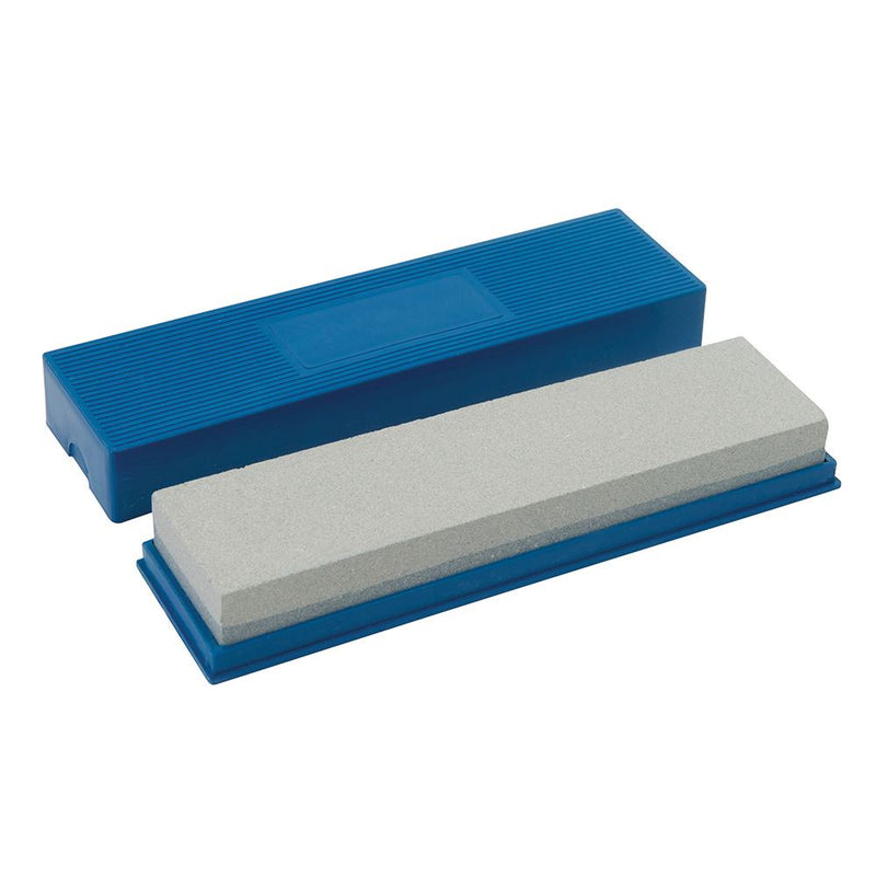 FINE / MEDIUM GRADE SILICON CARBIDE COMBINATION SHARPENING STONE CB14-tooltime.co.uk