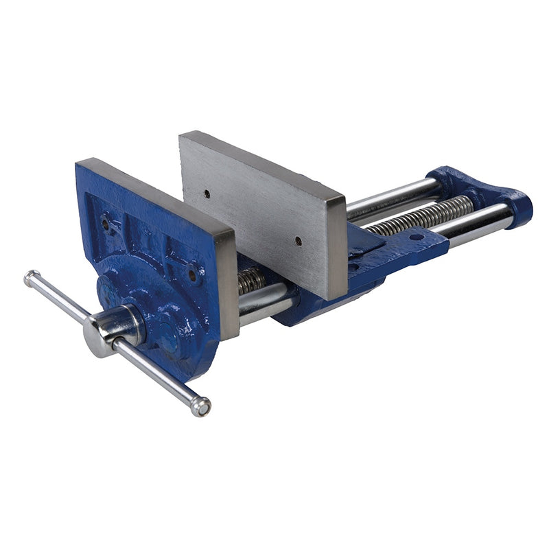 180MM WOODWORKERS VICE 9.5KG 282530-tooltime.co.uk