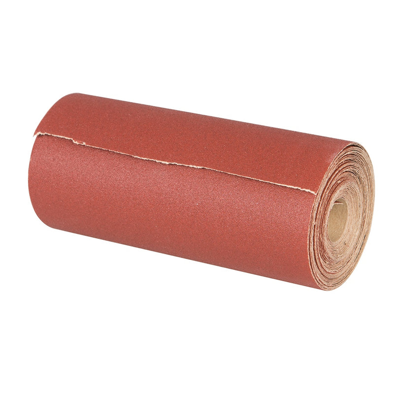 50M 60 GRIT ALUMINIUM OXIDE ROLL 50M 267362 - tooltime.co.uk