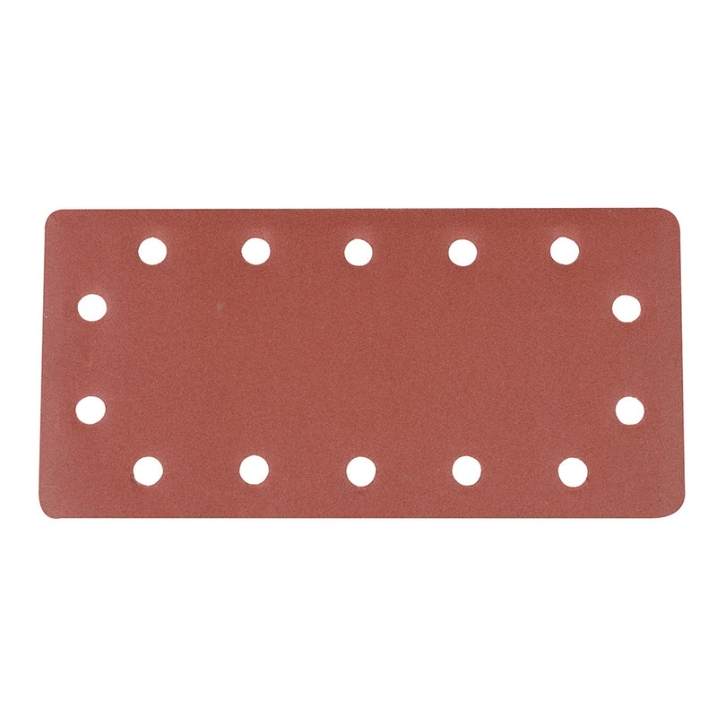 240 GRIT HOOK & LOOP 1/2 SHEETS PUNCHED 10PK 595752-tooltime.co.uk