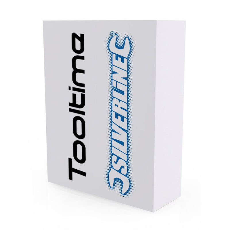 180 GRIT WET & DRY SHEETS 10PK 746486-tooltime.co.uk