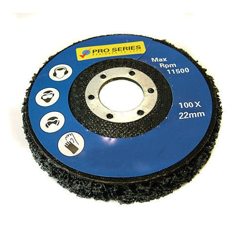 "PAINT RUST REMOVER STRIP GRINDER WHEEL DISC - 115MM 4 1/2"" ANGLE GRINDERS - tooltime.co.uk"