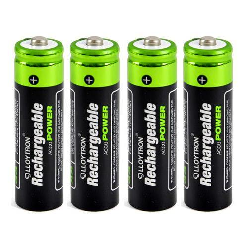 ULTRA FAST LCD INTELLIGENT BATTERY CHARGER PLUS 16 AA AAA RECHARGEABLE BATTERIES-tooltime.co.uk