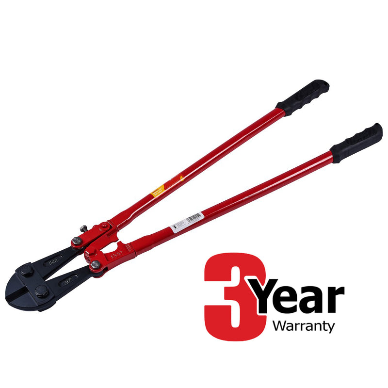 "HEAVY DUTY 36"" 915MM CARBON STEEL BOLT CUTTERS WIRE CABLE CROPPERS 3 YR WARRANTY-tooltime.co.uk"