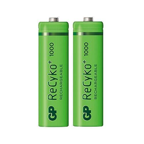 GP USB BATTERY CHARGER + 12 AAA AA ULTRA POWER NIMH RECHARGEABLE BATTERIES-tooltime.co.uk