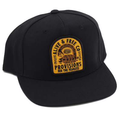 Cottonmouth Classic Snapback - A&fco