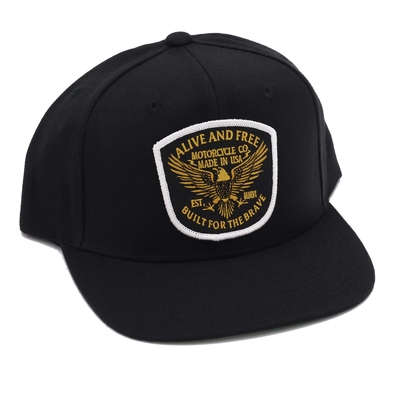 """Liberty"" Classic Snapback - A&fco"