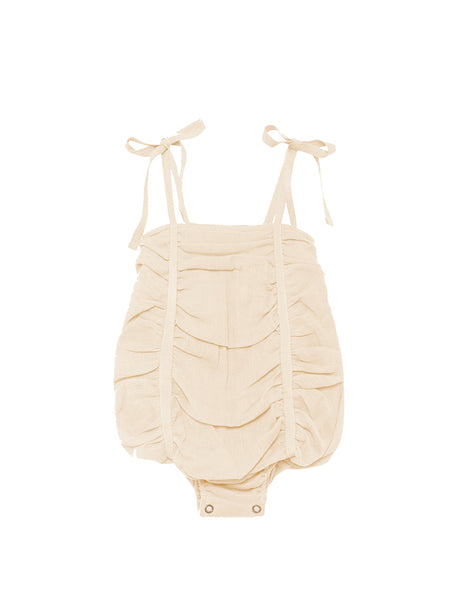 Fairy Baby Playsuit Ivory