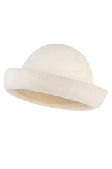 Tall Hat in Cream (Women)