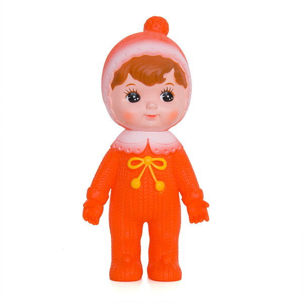 Orange Woodland Doll