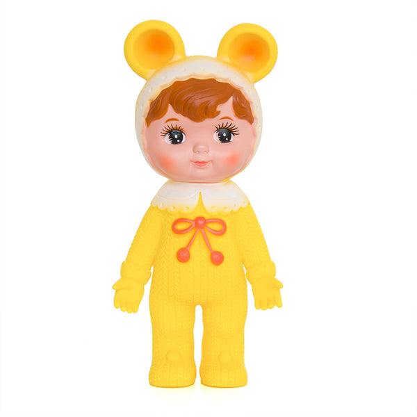 Yellow Woodland Doll