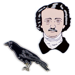 EDGAR ALLAN POE AND THE RAVEN