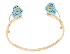 Blue Spotted Ray Face to Face bracelet