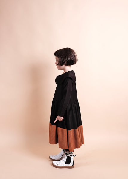 Dress Palmira in Black