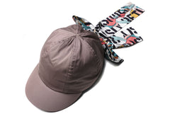 Ivone Cap in Taupe (Kids)