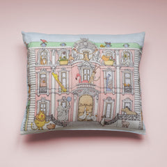 Monceau Mansion Cushion