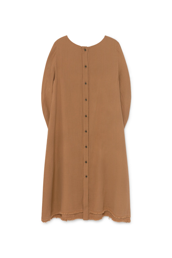 Verse Sack Dress in Sienna