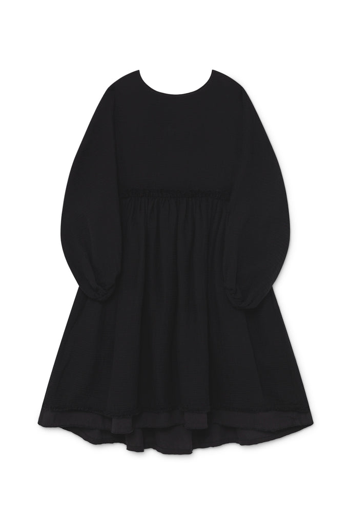 Verse Dress in Black