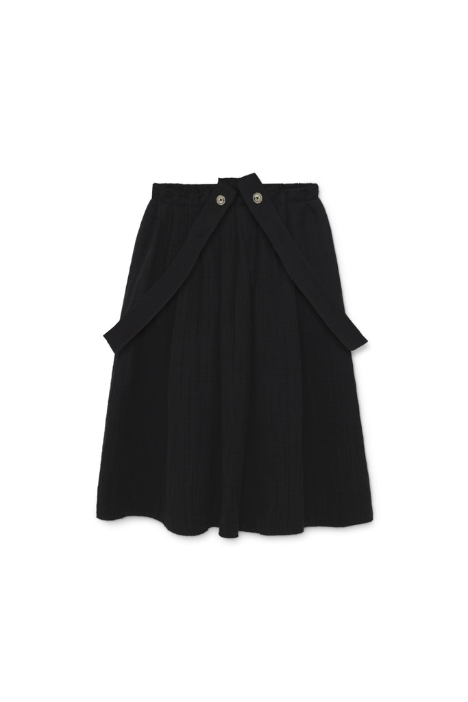 Tanka Oversized Skirt in Black