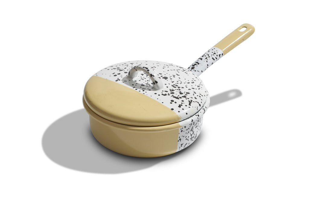 MIND - POP YELLOW CASSEROLE PAN