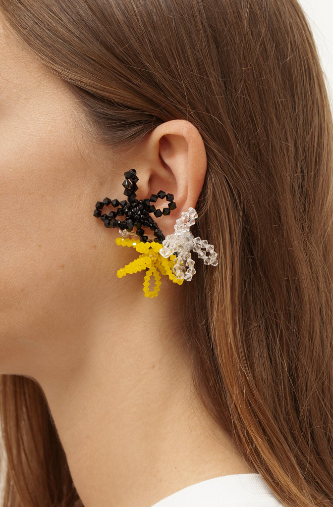 (Pre-Order) ASTER CHINENSIS CONSUMPTIS - Minimus (Single Earring)