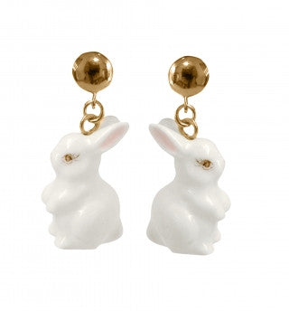 Mini Rabbit Earrings