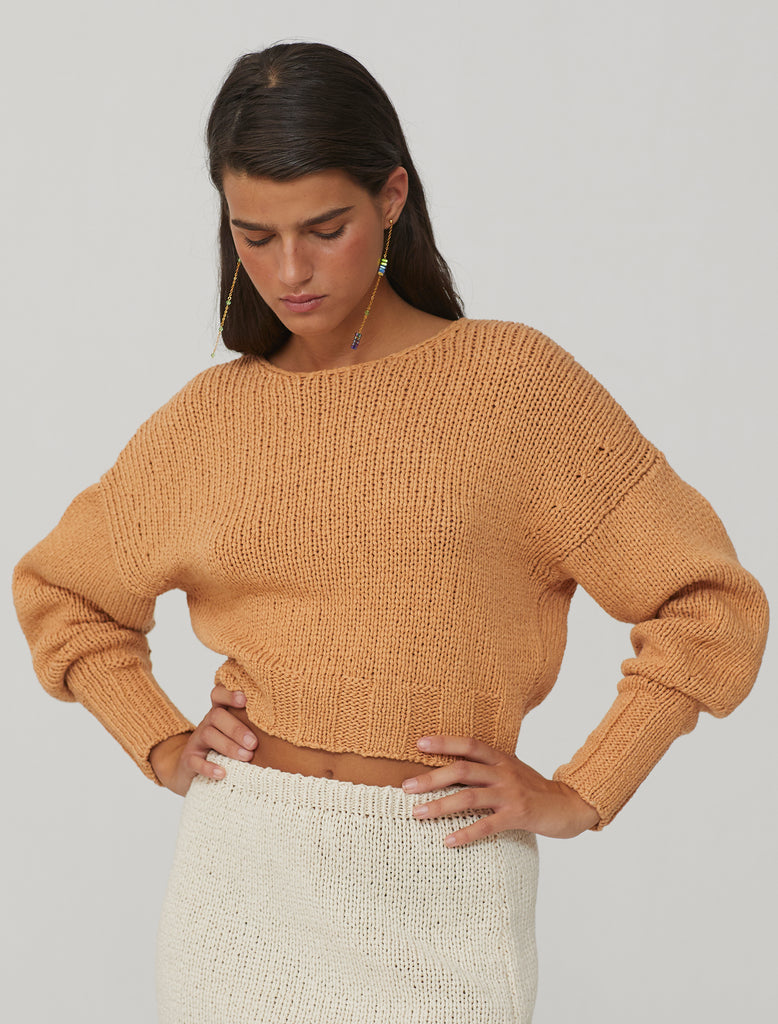 Tratame Sweat in Peach