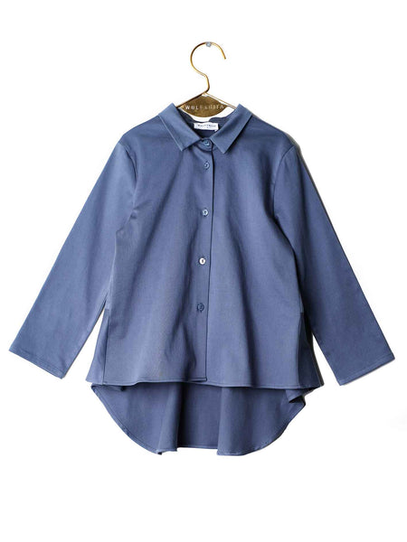 Blouse Catarina in Blue